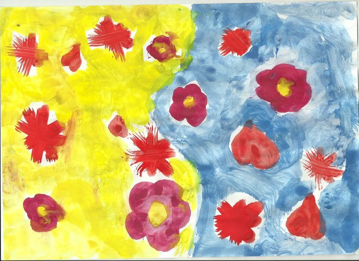 Sandy beach of flowers by Nora (7)