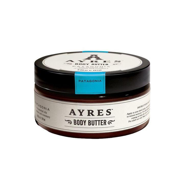 AYRES Body Butter, $28.00 #birchbox