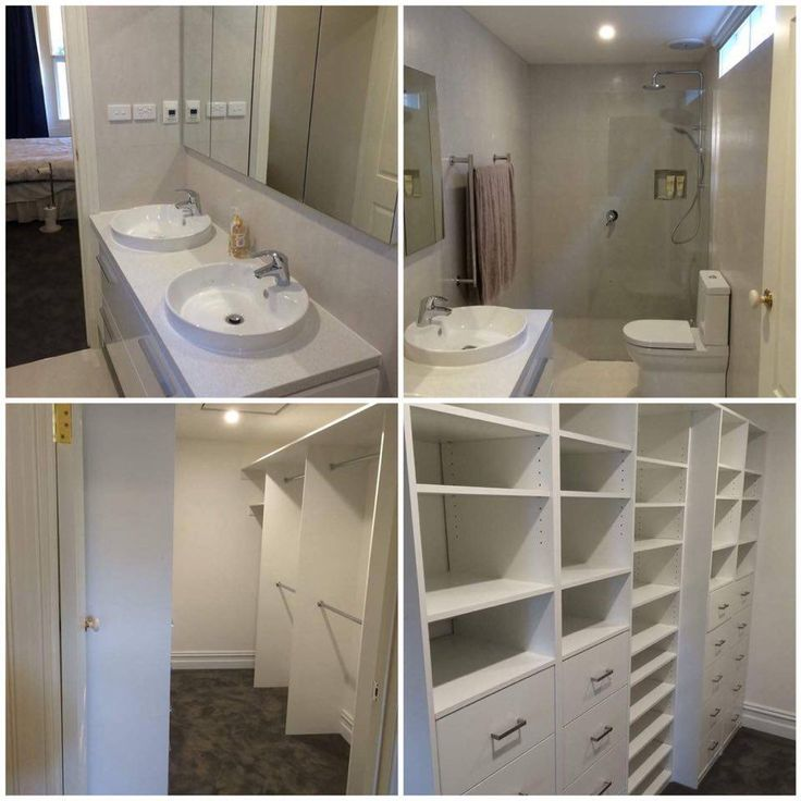 The best way to start your day? Wake up with  your own ensuite with double sink vanity, frameless shower and walk-in closet.
