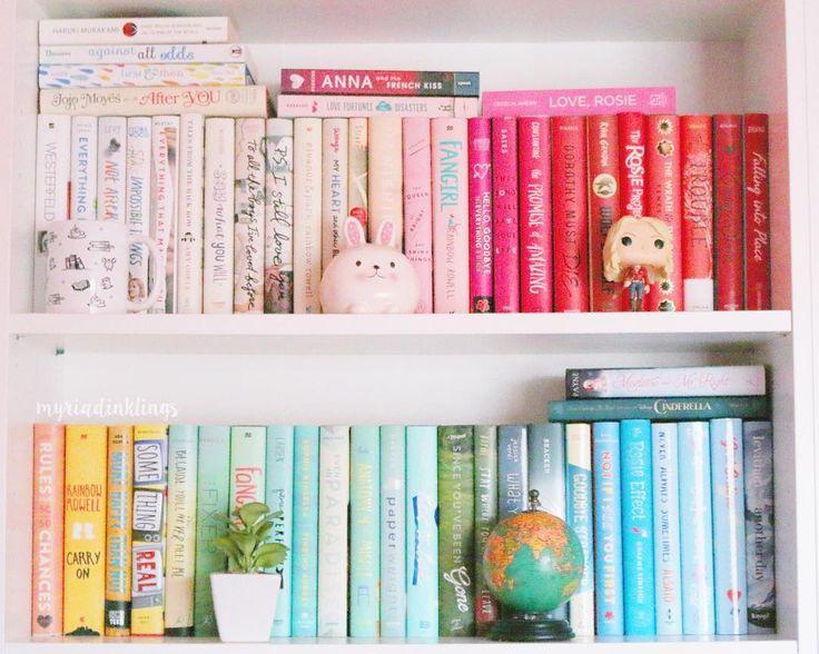 Cute Little Bookshelf.