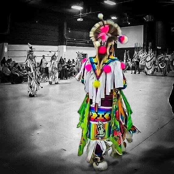 Marmar Weekusk Grass dancer