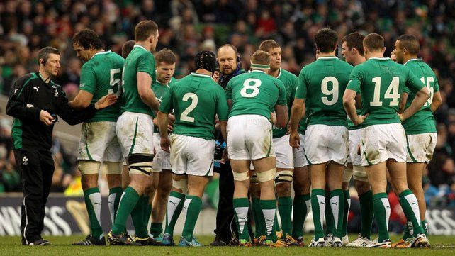 Ireland Planning Piss Up Ahead of New Zealand Test