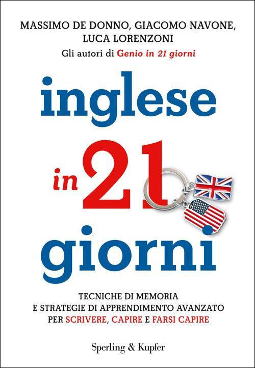 Il metodo Your Magister applicato all'inglese permette di ottimizzare il tempo di apprendimento. Ecco cosa ci dice uno degli autori, Massimo De Donno:http://www.sperling.it/blog/linglese-lo-imparo-in-21-giorni/