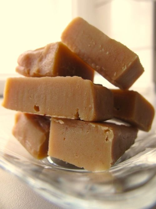 """""""Krówki"""" literally means """"little cows"""", in case any of you have been surprised by a herd when googling this Polish delicacy. No fudge, no toffee and no caramel sauce can equal the sensation of slowly..."""