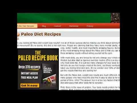 Paleo Diet Foods  Paleo Diet Review  Paleo Diet Scams