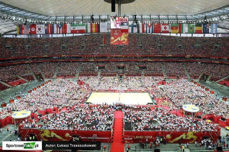 Ceremonia Otwarcia FIVB Mistrzostw Świata w Piłce Siatkowej 2014