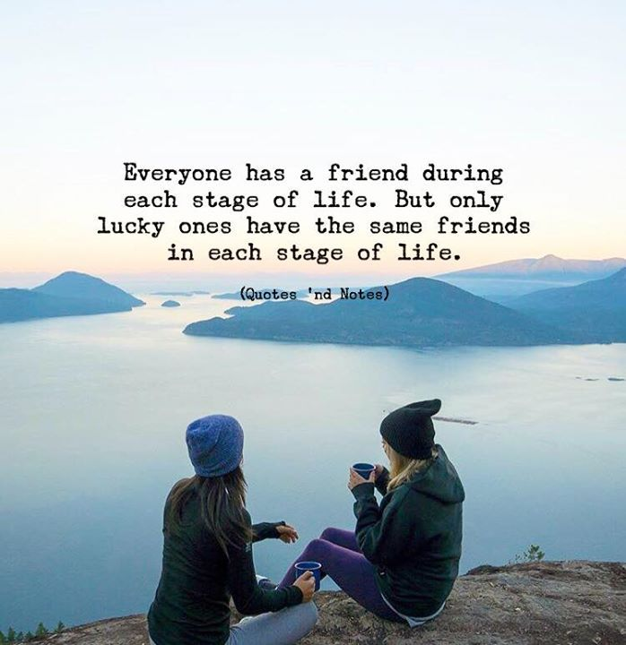 Everyone has a friend during each stage of life. But only lucky ones have the same friends in each stage of life. via (http://ift.tt/2pr2vBm)