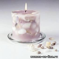 Мобильный LiveInternet Учимся делать свечи... | Люка24 - Копилочка |