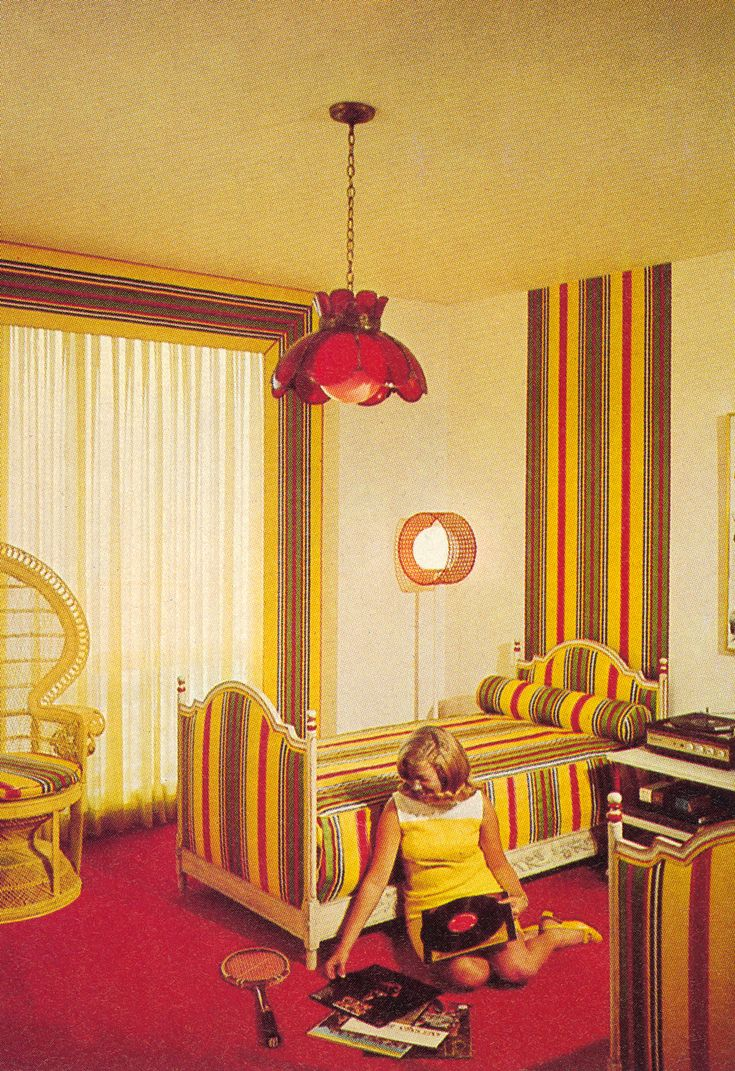 Retro Bedroom Interior Design: 138 Best Bed Bath And Before Images On Pinterest