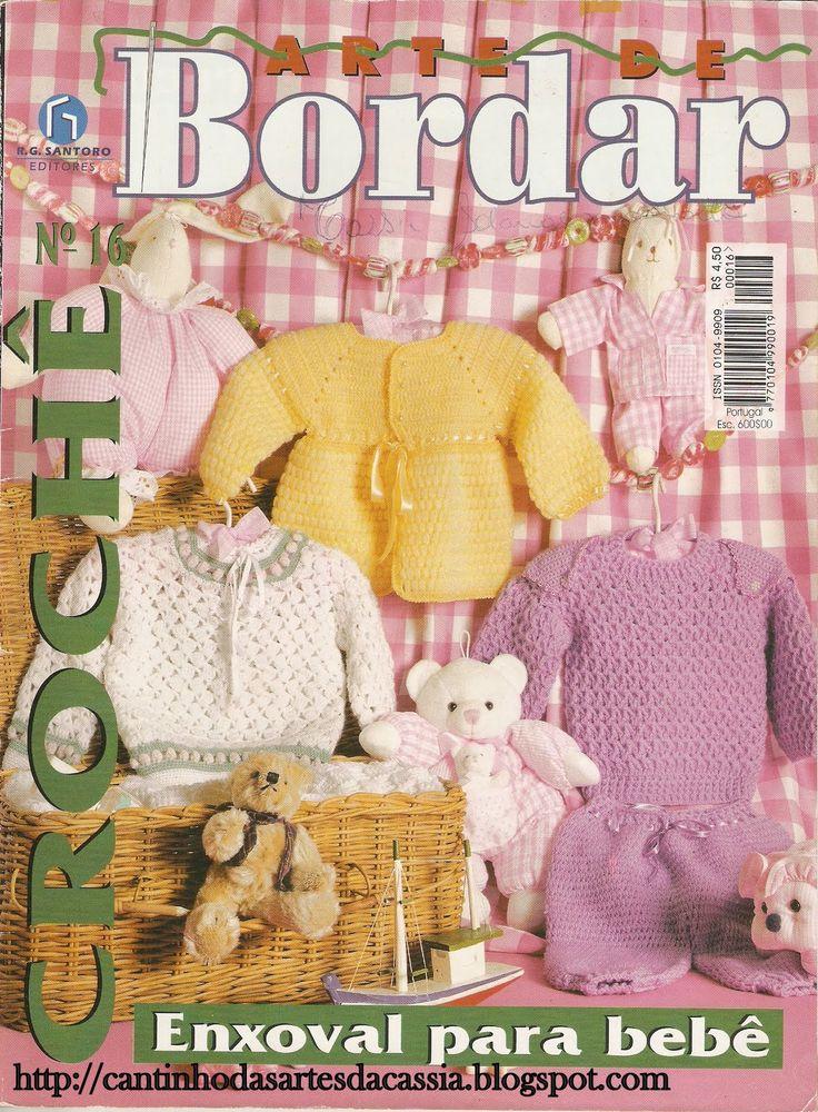 РУКОДЕЛИЕ:ВЯЗАНИЕ,ШИТЬЕ_КРОЙ: #Bordar16_pontocruz