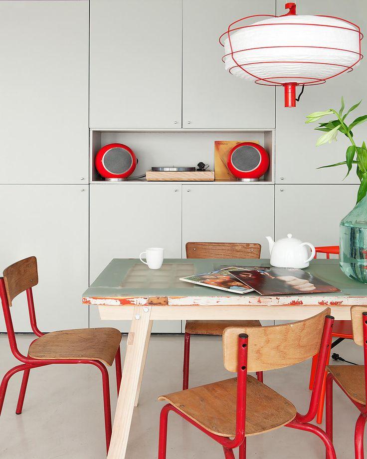 #red #deco #rouge