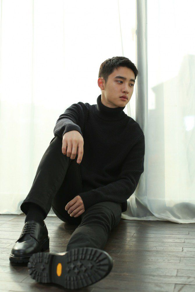 do #kyungsoo #exo