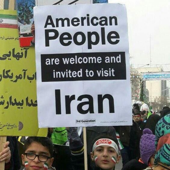 Good or bad, the fact is Iran's slogan 'Death to America' is directed against the US government, not the American people. We Americans give Congress a 10% approval rating and the Declaration of Independence gives us the right to alter or abolish a corrupt gov't. No war with #Iran #USA #America #Europe #Russia http://www.mpn.news/y/trumpsiranwar