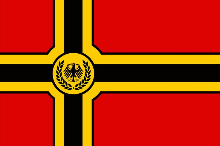 Rhine-Elbe Federation  For an alt. history project