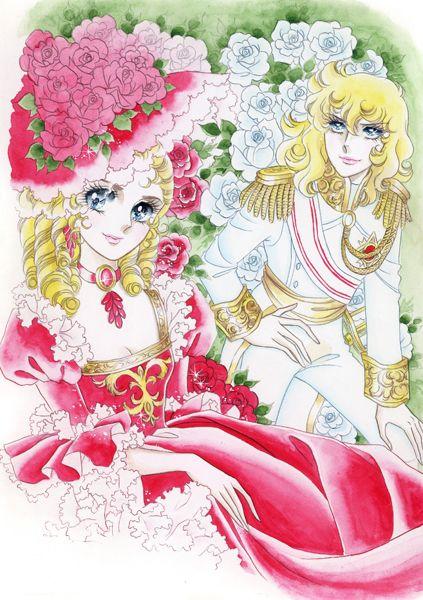 """Lady Oscar"" - Riyoko Ikeda"