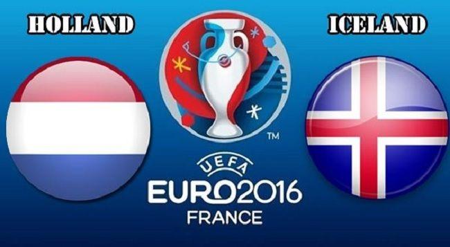 Toos u daawo - Halkan waxaan idiinku soo gudbinaynaa Kulanka -EURO 2016 - Qualification:: group A - ee dhex maraya xulalka - Holland iyo Iceland.