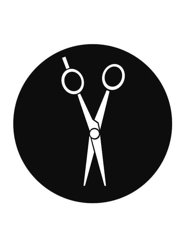 #logo #design #designer L'R du Temps - Coiffeur Genève - by raphmau.com