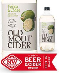 Old Mout Cider Feijoa & Cider