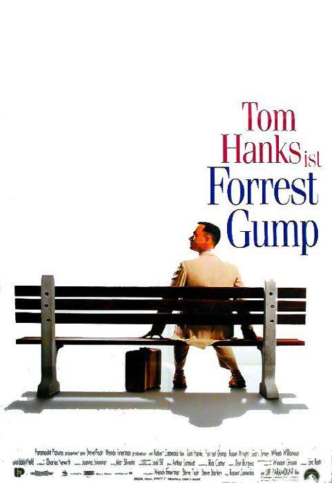 Poster zum Film: Forrest Gump                                                                                                                                                                                 Mehr