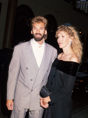 Musician Kenny Loggins and Wife Eva Premium Photographic Print at AllPosters.com.  (1st wife -divorced)