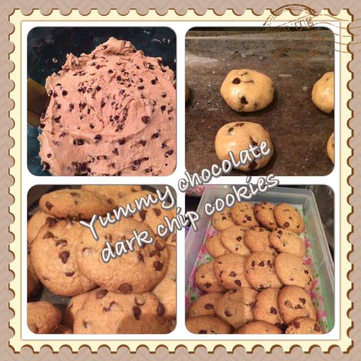 Yummy choc chip