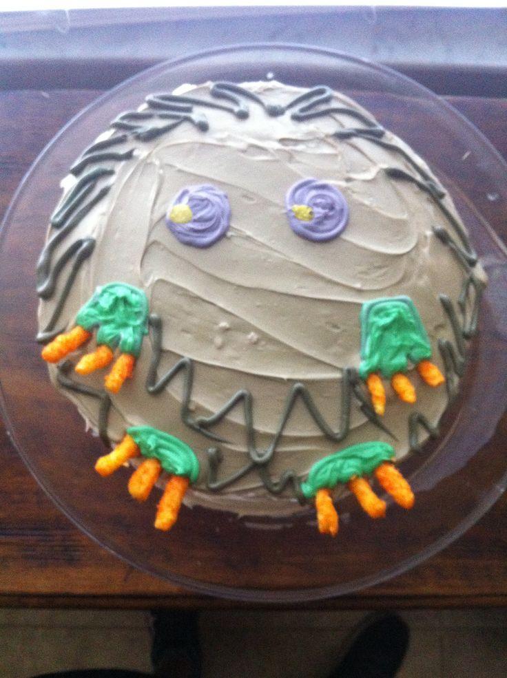 Yu Gi Oh Cake Birthday Cake Birthday Celebration Cake