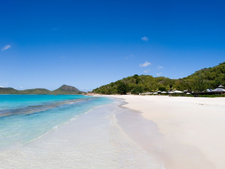 BEACH ESCAPE   Hermitage Bay, Antigua & Barbuda via @smithhotels #holtspintowin