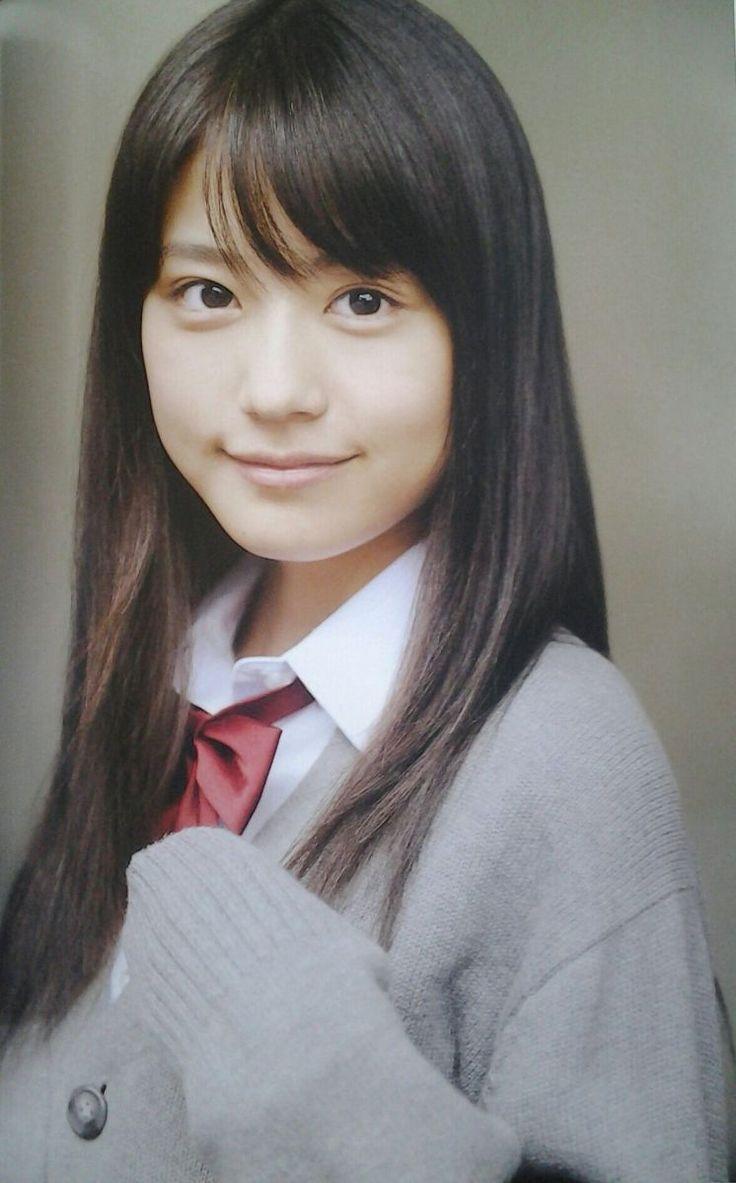 有村架純 KasumiArimura * pinterest.com/yurina3c/kasumi-arimura/