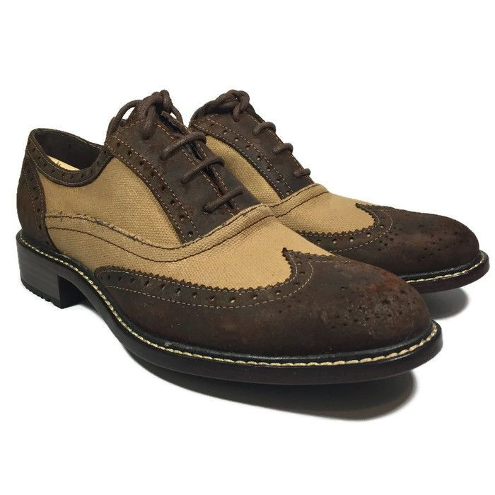 Woolrich Womens Empire Oxfords Wingtip Shoes | eBay