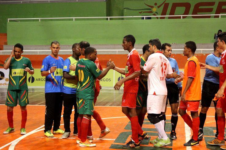 Rodriguez y Torices y #BarranquillaFutsal no se sacaron ventajas. Igualaron 2-2 en la quinta fecha.