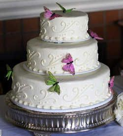 Tortas Matrimonio Civil Torta Cuadrada Pic Genuardis Portal