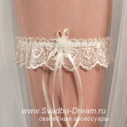 Свадебные подвязки для невесты на ногу, кружевные подвязки на свадьбу ручной работы