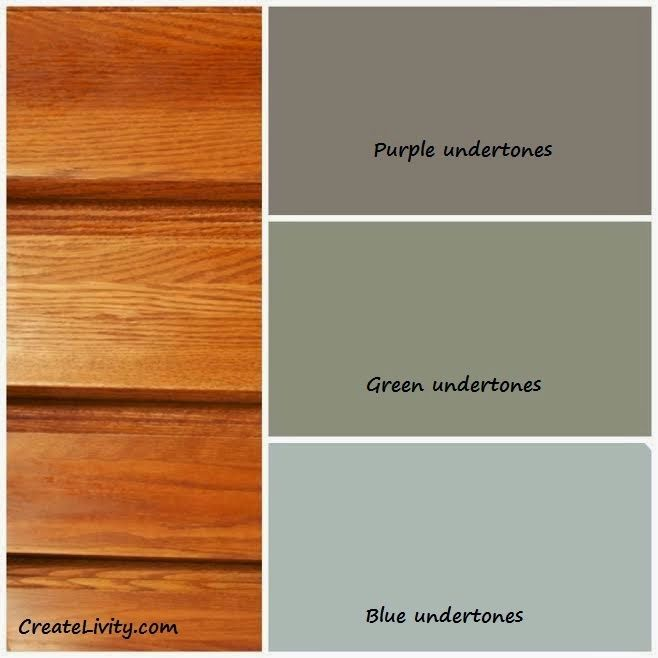Bathroom Color Ideas With Oak Trim