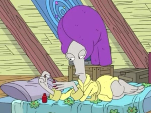 Roger Smith American Dad