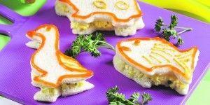 Funny sandwich - Tabloid Nakita