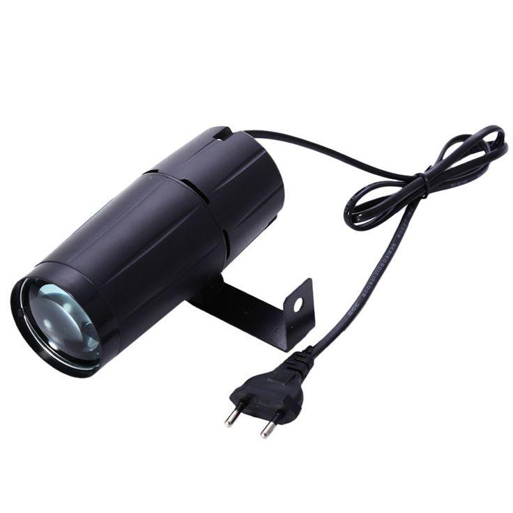 Popular Neue Ankunft Watt Mini LED Spot Licht B hnenbeleuchtung Projektor Lampe mit Super Mini Gr e