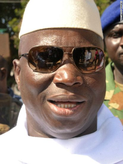 nice Gambia's president rejects election result