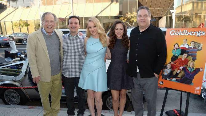 the goldbergs cast | The Goldbergs' Cast Feeling Good About Season 2 Pickup