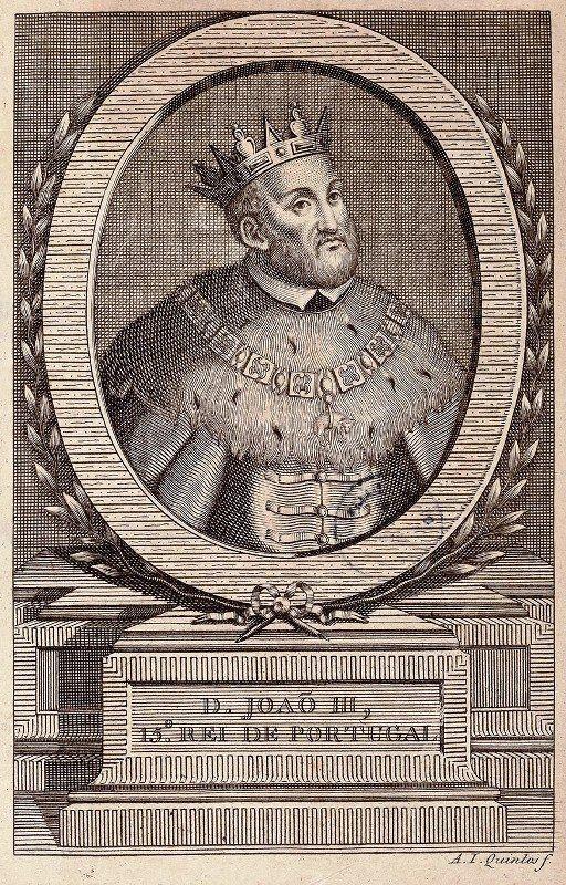 D. João III, o filho mais velho de D. Manuel I com a sua segunda esposa, D. Maria de Castela, nasceu em Lisboa em 1503 e morreu nessa mesma cidade em 1557. - See more at: http://www.historiadeportugal.info/artigos/ilustres-de-portugal/reis-de-portugal/#sthash.fGczNiRV.dpuf