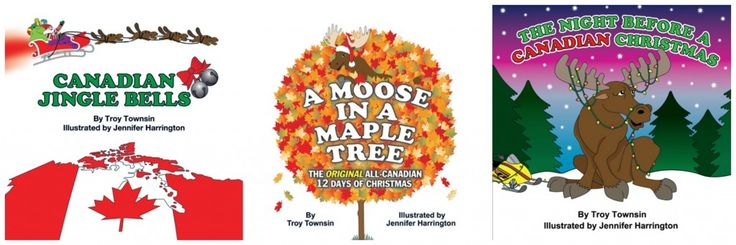 A Moose in a Maple Tree & more! - Did You Know Canada?