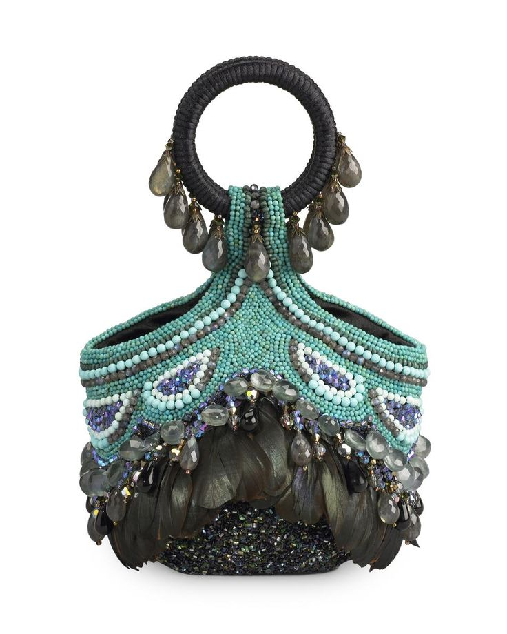 So pretty: Beads Pur, Evening Bags, Art Blog, Handbags Purses Clutches Tots, Art Handbags, Beads Bags, Purses Handbags, Bea Vald, Bags Clutches Pur