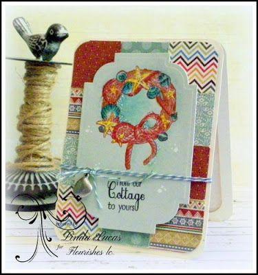 Lovely Linda's Craft Central!! #FlourishesLC @flourisheslccom  #stamping @chameleonpens  @SBAdhesivesby3L  @imaginecrafts  @want2scrapco  @spellbinders  #teamspellbinders #lovelylinda #lindalucas #cardmaking #DIY #handmade #paperart #lindadt #winterbirds #beverlycole #floral #bling #birds #coastalchristmas