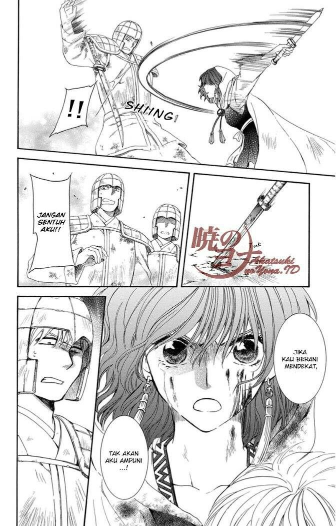 Manga Akatsuki No Yona Chapter 99 Bahasa Indonesia 28