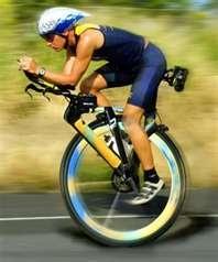 Ultimate unicycle.