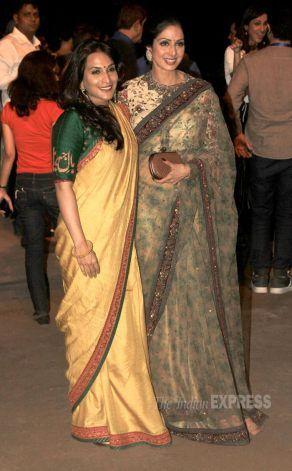 Deepika, Rani, Kajol, Sridevi turn Sabyasachi's muses at Lakme Fashion Week