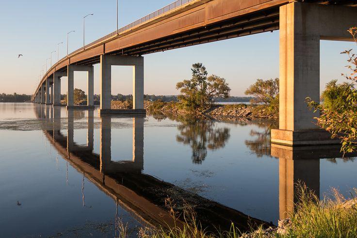 Norris Whitney Bridge.