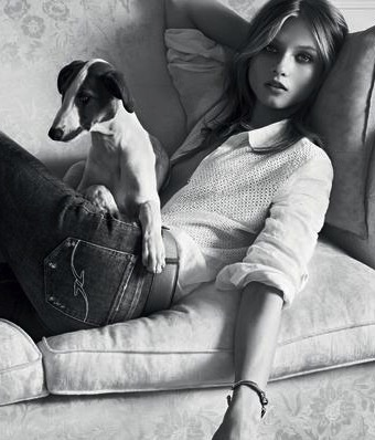 Anna Selezneva | Inspiration for Editorial Fashion Photographer Drew Denny #Anna #Selezneva