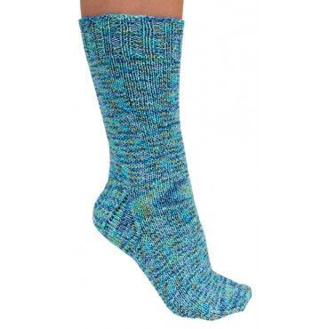 Knitted Ankle Socks Patterns Free : 17 Best images about knit socks on Pinterest Free pattern, Knit patterns an...