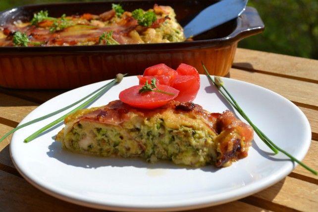 Baconös-cukkinis csirke Recept képpel - Mindmegette.hu - Receptek