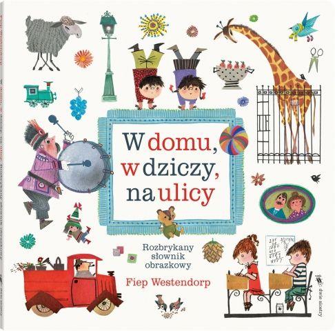 W domu, w dziczy, na ulicy - Ryms - kwartalnik o książkach dla dzieci i młodzieży
